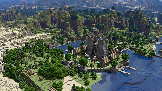 Minecraftworldbuild