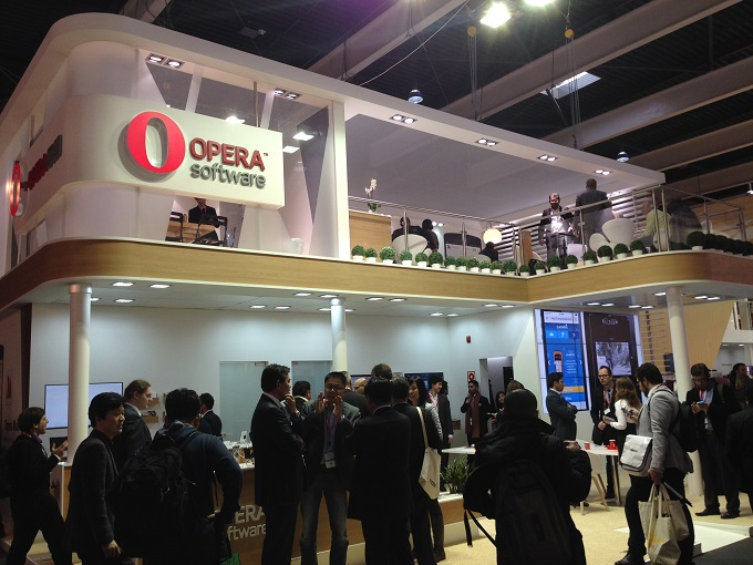 Opera-Booth
