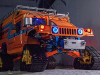 В ноябре 2015-го американцы отправят к Южному полюсу экспедицию на экологических чистых авто