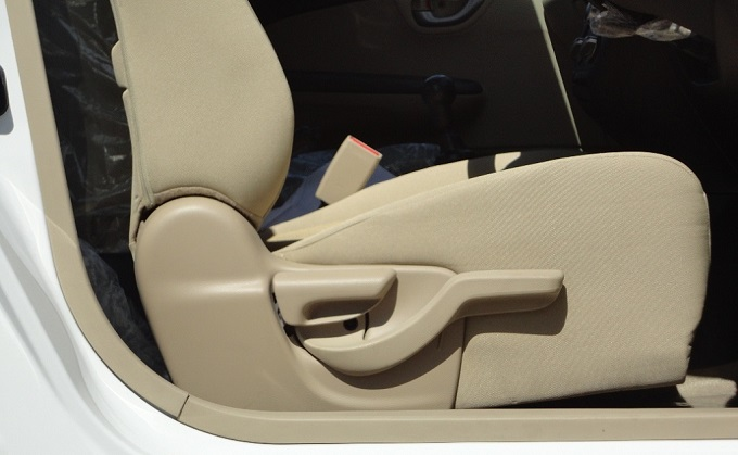 Seatcargesture