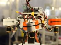 NASA испытывает дроны для поиска на Марсе полезных ископаемых