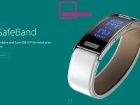 Украинские разработчики со второй попытки собрали средства на «умный» браслет SafeBand