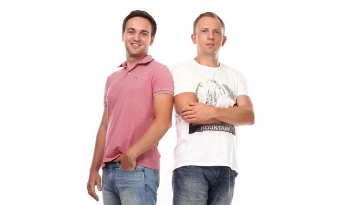 Сооснователи Игорь Гуменюк (слева) и Антон Ермоленко (справа)