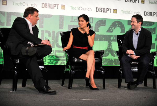 TechCrunch Disrupt New York May 2011 - Day 2