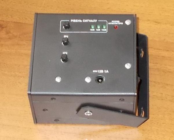 Генератор акустичного шуму — встановлюється в вентиляційні труби та інші канали можливого витоку звуку