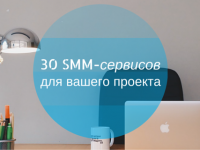 30 полезных сервисов для SMM-специалиста