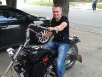 Ентузіаст з Черкащини самостійно створив електромотоцикл