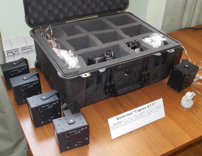 Мобільний комплекс «Гарант-КТЗІ» призначений для захисту мовної інформації від витоку по акустичним та віброакустичним каналам
