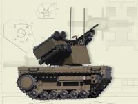 Проект украинского «робо-танка» провалился по вине инициаторов