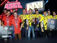 Украинская команда Na'Vi выиграла финал Wargaming-лиги