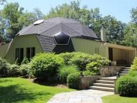 Украинец построил энергоэффективный жилой дом стоимостью $7 тыс.