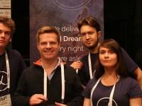 Украинцы, разработавшие гаджет для сновидений, получили $20 тыс. в ходе TechCrunch Disrupt