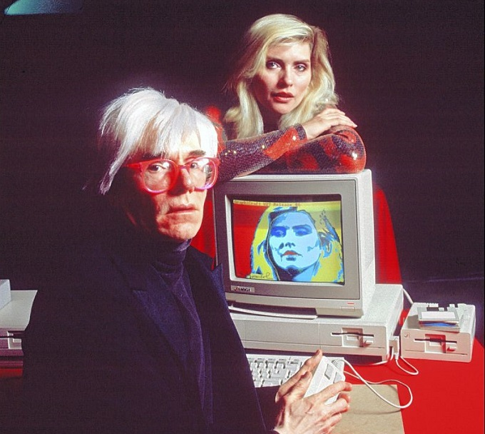 warhol-blondie