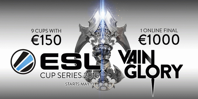 Турнир по Vainglory — первый среди игр, предназначнных для сенсорных экранов
