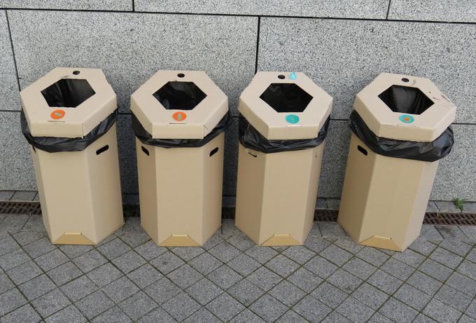 Сортування сміття —важливий крок до покращення екологічної ситуації в місті