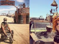 Гики из Вальгаллы — как фанаты «Безумного Макса» воссоздали весь фильм на фестивале  Wasteland