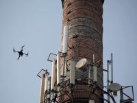 В «Интертелеком» использовали квадрокоптеры для мониторинга инфраструктуры