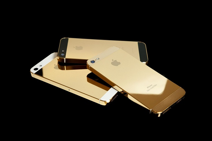 golden iphone5s