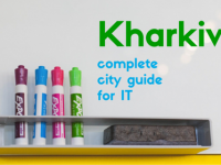 Kharkiv Startup City Guide — How IT in Eastern Ukraine Looks Like