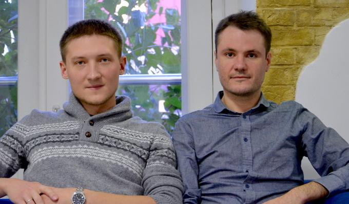 Андрій Булавінов (ліворуч) та Євген Титов (праворуч)