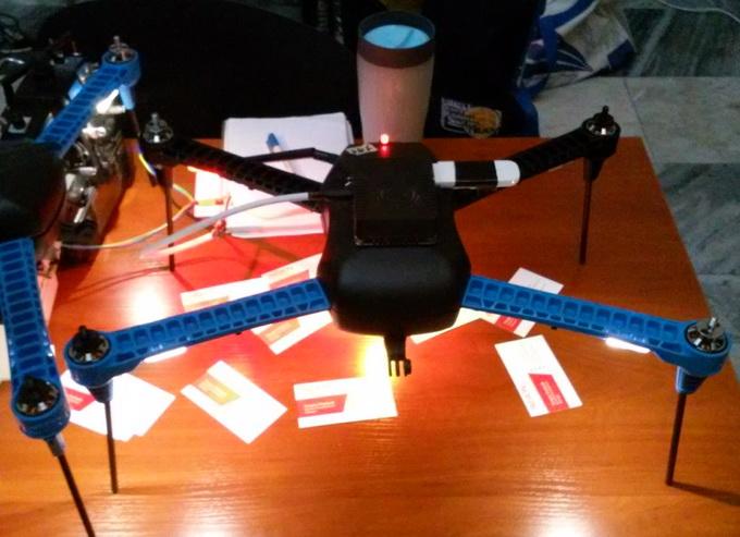 Изобретатели пытаются выяснить, для каких задач наиболее оптимально использовать квадрокоптеры