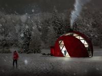 Двое ІТ-специалистов из Горловки хотят создавать модульные дома для переселенцев