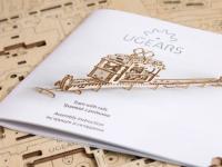 Український проект механічних дерев'яних іграшок Ugears за день зібрав $20 тис на Kickstarter