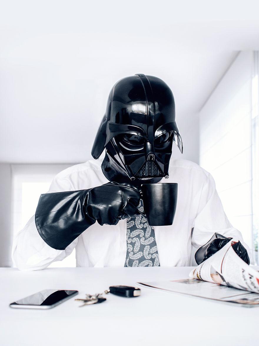 Тебе повезло, ты не такой как все: ты работаешь в офисе