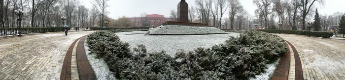 Панорамный снимок, выполненный с помощью основной камеры iPhone 6s