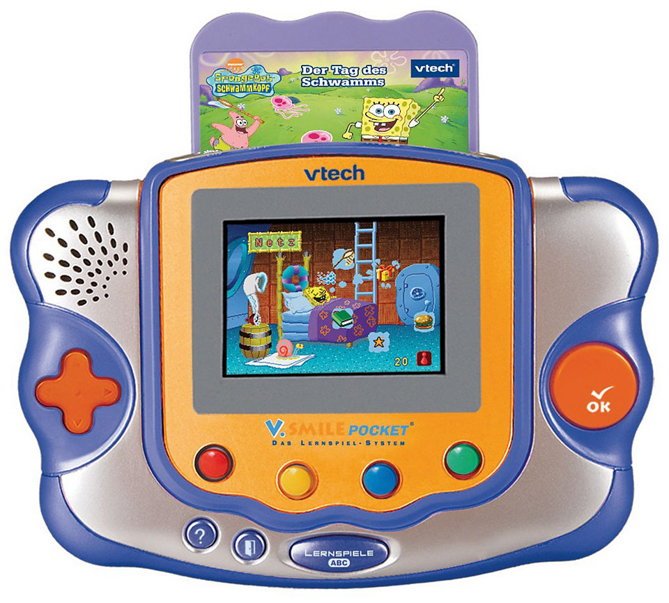 vtech-v-smile-pocket-konsole-blau-orange-inkl-lernspiel-spongebo-10476937