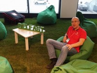Даниил Тонкопий, CEO DelFast — о логистике, книгах и электротранспорте