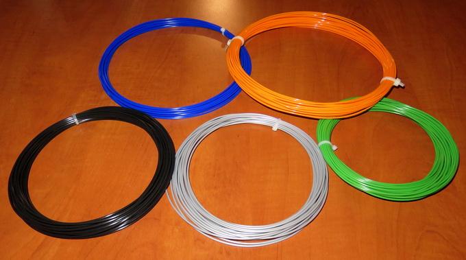 Verbatim предлагает PLA-нить различной расцветки