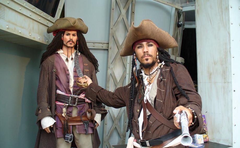 Пираты уже в шоке, говорят, такого раньше не было (на самом деле — нет)