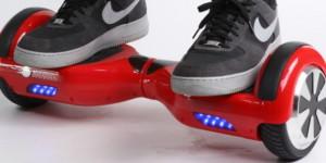 «Умный» скейтборд Prologix с электроприводом