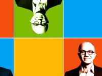 Тот, кто воскрешает Microsoft — итоги 2 лет работы Сатья Наделлы