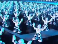 Китайский Новый год и 540 танцующих роботов