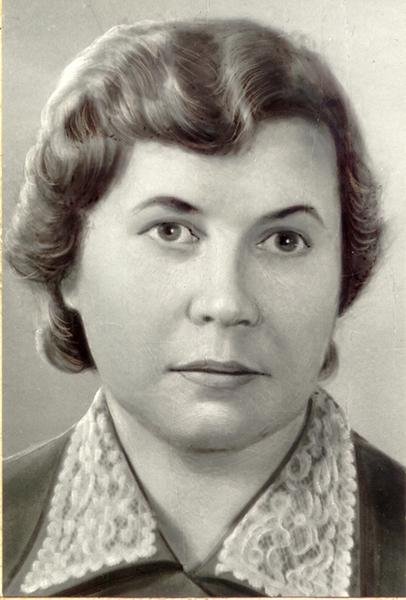 Старший науковий співробітник Катерина Олексіївна Шкабара