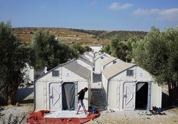 Better Shelter – это временное убежище для беженцев, предполагаемый срок службы которого составляет три года