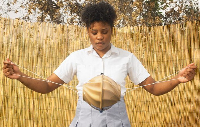 Гениально простое изобретение позволяет стирать, высушивать и повторно использовать прокладки