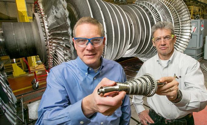Паровая турбина, созданная с помощью 3D-принтера, предназначена для опреснения воды