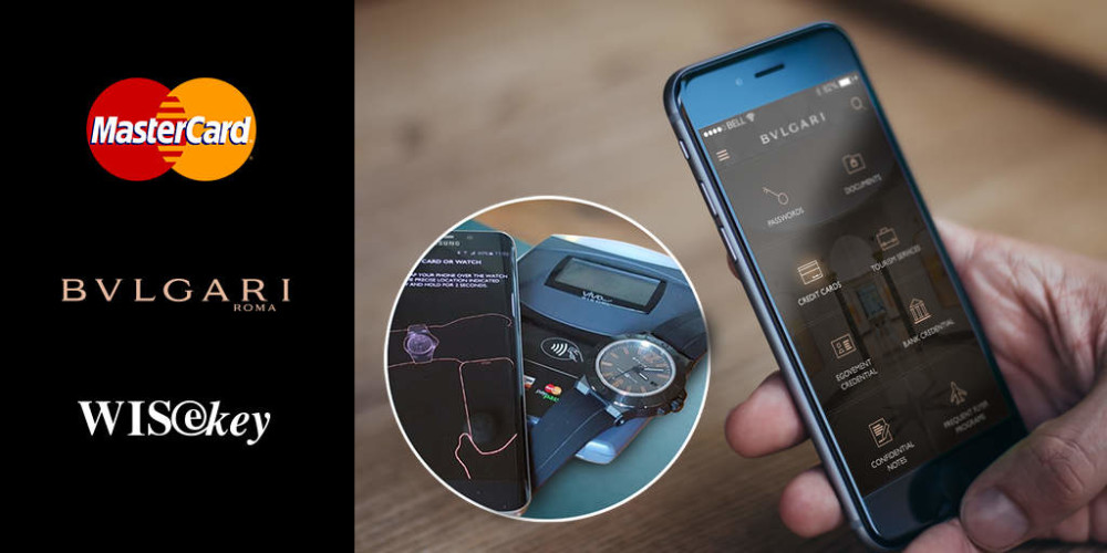 Bulgari-MasterCard-WISeKey