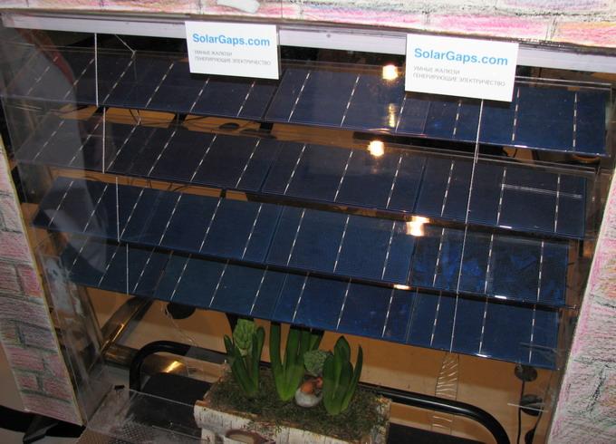 «Умные жалюзи» способны генерировать электроэнергию мощностью до 200 Вт-ч с одного квадратного метра
