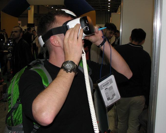 Видео с обзором в 360° по прежнему вызывает огромный интерес посетителей