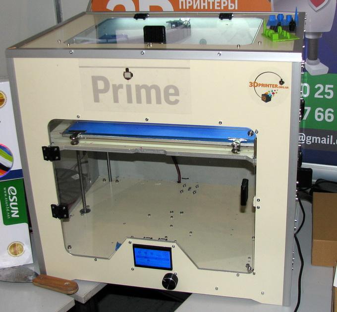 3D-принтер Prime