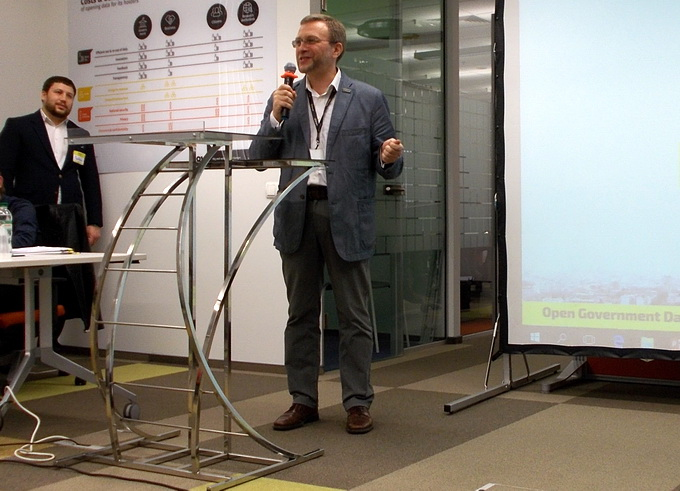 Михайло Шмельов: «Подібні ІТ-інкубатори — це дуже сильний рух знизу і догори, який змінює країну»