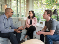 Навіщо Цукерберг, його дружина та Facebook займаються держосвітою