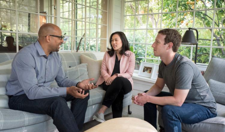 Навіщо подружжя Цукербергів взяло на роботу фахівця із держосвіти