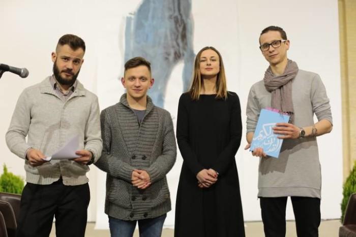 Татьяна Кисельчук и лекторы