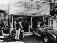 Как в пивном саду Alpine Inn придумали интернет