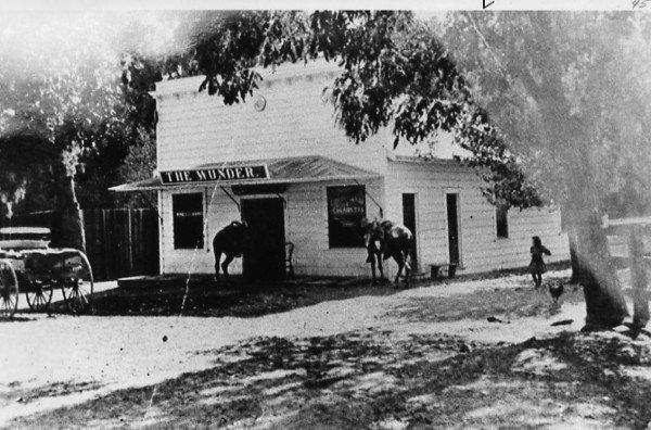 Старое изображение Rossotti`s, одного из мест создания интернета. Фотография предоставлена Alpine Inn Beer Garden, некогда Rossotti's